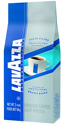 Lavazza Whole Bean - Lavazza Gran Filtro Whole Bean Coffee Blend, Medium Roast, 2.2-Pound Bag