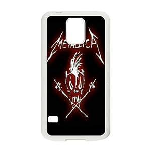 Generic Case Metallica For Samsung Galaxy S5 667F6T8236