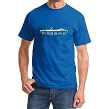 1967 1968 Pontiac Firebird Convertible Classic Outline Design Tshirt