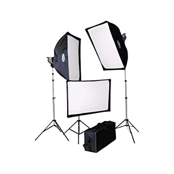 Savage Quartz Light Kit 3x 1000W Fan Cooled Quartz Lights with Softboxes Stands and  sc 1 st  Amazon.com & Amazon.com : Savage Quartz Light Kit 3x 1000W Fan Cooled Quartz ... azcodes.com