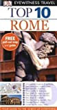 img - for Rome (DK Eyewitness Top 10 Travel Guide) book / textbook / text book