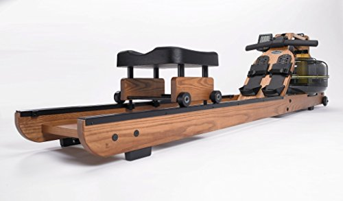 First Degree Fitness Viking 3 AR Rower - Home, Light Institutional Use. WORLD CLASS FUNCTIONALITY AND FINE WOOD DESIGN- American Ash Wood