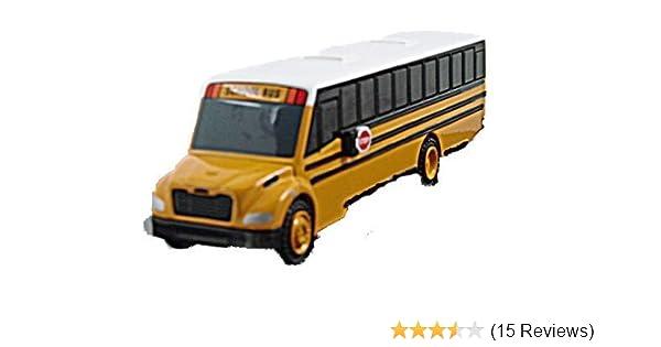 Thomas Built Buses >> Thomas C2 School Bus 1 54 Scale Custom Lettered
