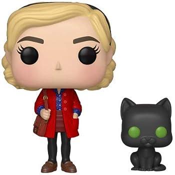 Pop! TV: The Chilling Adventures of Sabrina - Sabrina with Salem