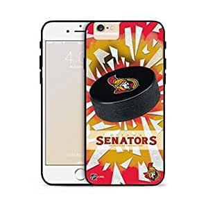 iPhone 6 Plus NHL® Ottawa Senators Puck Shatter cover (Limited Edition)