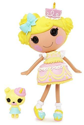 輸入ララループシー人形ドール Lalaloopsy Candle O'Cake Slice O'Cake Doll B01GFJSRQS Candle [並行輸入品] B01GFJSRQS, YOU:90771ea7 --- arvoreazul.com.br