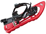 MORPHO Trimove S Super ALP Light Snowshoe (Pair), Red/Grey, Small