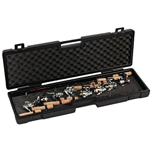 Frabill Ice Rod Safe Case, 36 x 10 x 3-Inch