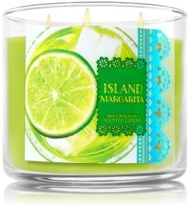 Bath /& Body Works Island Margarita 3 Wick Scented Candle 14.5 oz