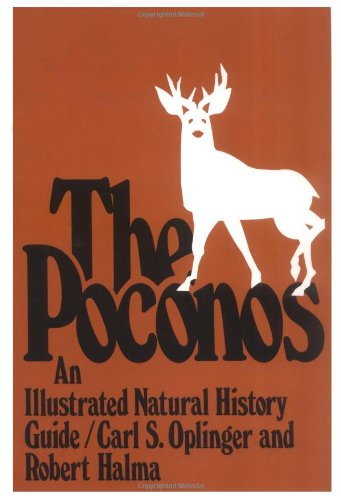 the-poconos-an-illustrated-natural-history-guide