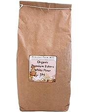Demeter Farm Mill Organic Premium Bakers White Flour, 5kg