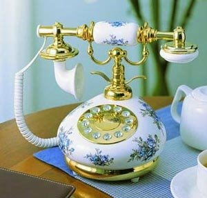 9005-HT Porcelain Blue (Porcelain Phone)