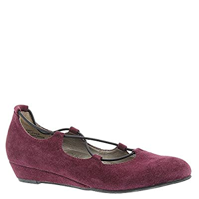 ARRAY Echo Women's Slip on 10 B(M) US Wine