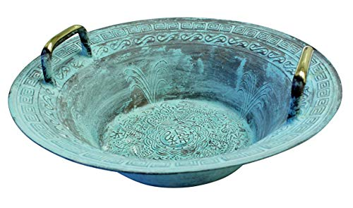 American Scientific Resonance Chinese Spouting Bowl | Create a Dancing Water Fountain Display | Relaxing and Satisfying Experience