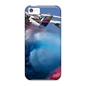 Iphone 5c Case Slim [ultra Fit] Be200 Beriev Fire Emergency Protective Case Cover