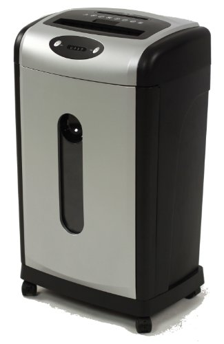 SimplyShred PSC418D 18 Sheet Cross Cut Heavy Duty Paper Shredder - Security Level 3 by Simply Globo