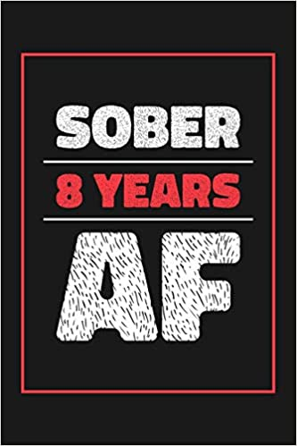 Sobriety Card 8 Years