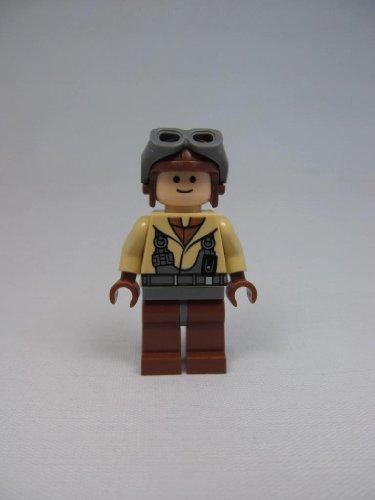 Naboo Pilot (LEGO Star Wars Naboo Fighter Pilot Minifigure)