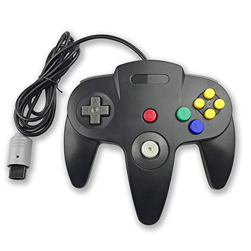 Pomilan 1 Pack Classic Retro Wired Controller For N64 - Brands Starting P With