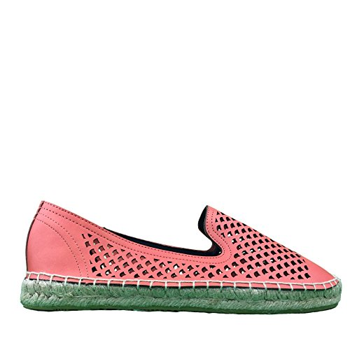Superdry , Baskets mode pour femme rose rose Corail