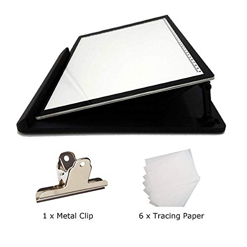 """Huion 17.7""""  7mm Extra Thin LED Drawing Tracing Stencil Boar"""