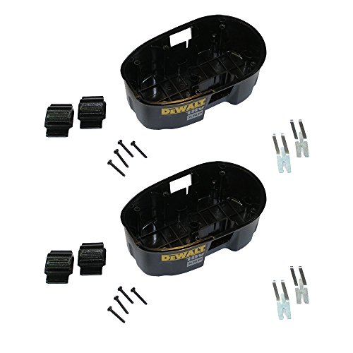 Dewalt 18V DC9096 Replacement (2 Pack) Battery Repair Kit # 622959-00-2pk