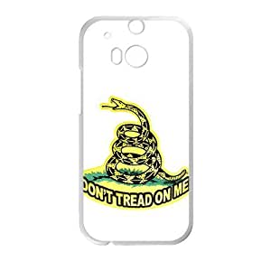 Don't Tread On Me Hot Seller Stylish Hard Case For HTC One M8 by icecream design