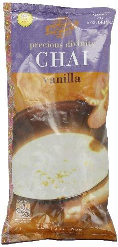MOCAFE Precious Divinity Vanilla Chai Spiced Tea Mix, 3-Pound Bag