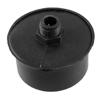 eDealMax PT 3/8 Rosca compresor de aire Silenciadores filtro silenciador de admisión: Amazon.com: Industrial & Scientific