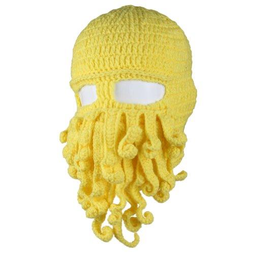 Fisher Unisex Barbarian Octopus Balaclavas