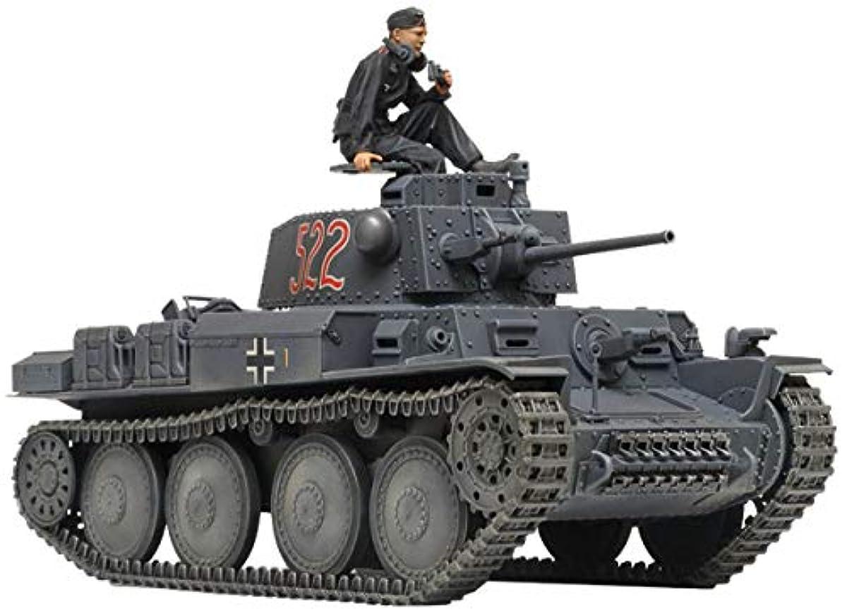 [해외] 퍼터미야 1/35 밀리터리 미니어쳐 시리즈 NO.369 독일군 경전차38 (T) E/F형 프라모델  35369
