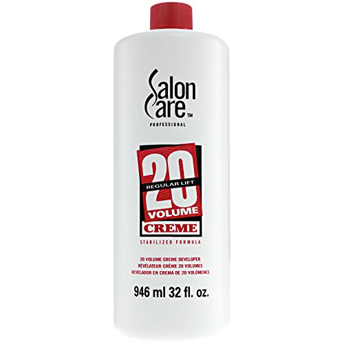 salon care volume creme developer - 1