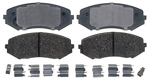 ACDelco 17D1188CH Professional Ceramic Front Disc Brake Pad -