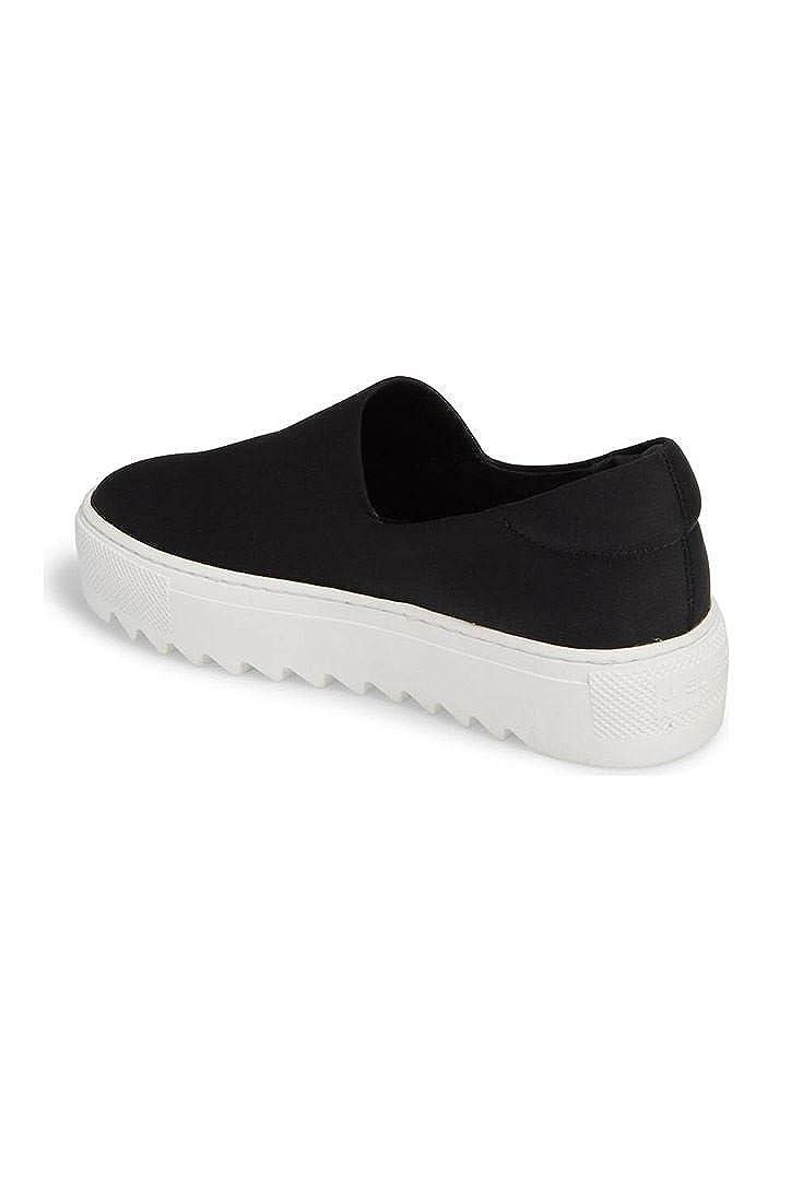 Black Sage Platform Slip-On Sneaker J Slides JSlides