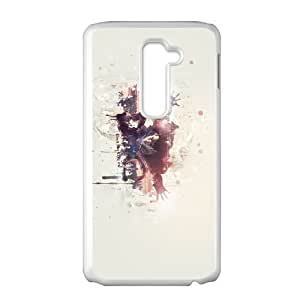 dmc devil may cry LG G2 Cell Phone Case White 53Go-475859