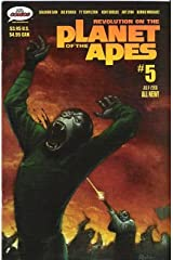 Revolution on the Planet of the Apes #5 Mr Comics July 2006 Comic