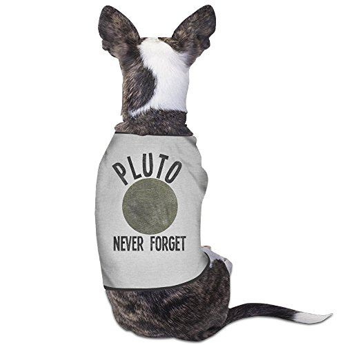 YRROWN Pluto Never Forget Dog Sweater