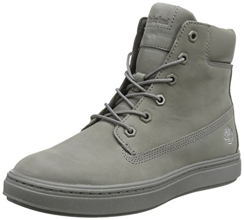 Timberland F49 Ankle Steeple WoMen Nubuck Boots Londyn Grey Grey rvnrq8Zzw