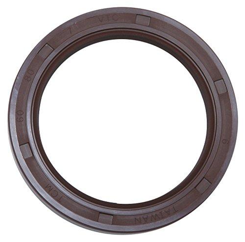 TCM 25X44X7VTCN-BX FKM//Carbon Steel Oil Seal 0.984 x 1.732 x 0.276 TCN Type