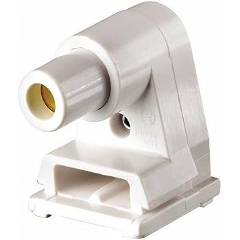 Leviton 2536 Slimline Base Single Pin Fluorescent