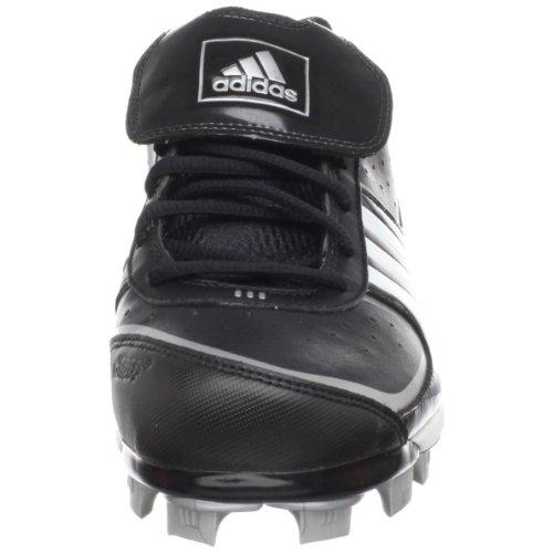 Adidas Kvinders Fastpitch 4 Tpu-m Sort / Metallisk Sølv 7UrA3hy1i