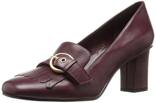 Image of Nine West Women's Umbriah Leather Dress Pump
