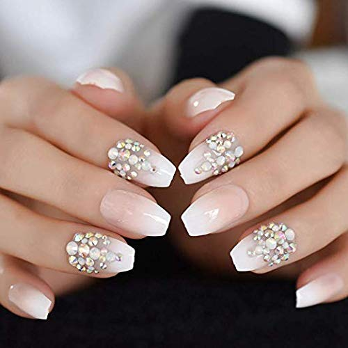 Siusio French Nails 3D Diamond