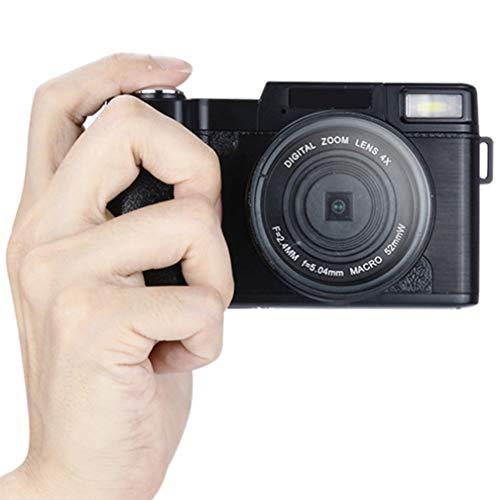 XYSQWZ Digital SLR Camera Body High Resolution Digital Camera Shake Reduction Weather-resistant Construction Dustproof…