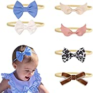 Mespok Baby Girl Headbands and Bows Hair Accessories