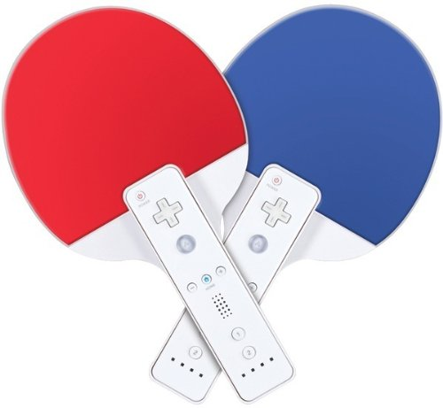 Wii Twin Pack Table Tennis product image