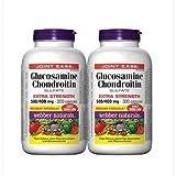 Webber Naturals Glucosamine 500mg and Chondroitin