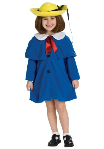 Rubie's Costume Co DLX Madeline Costume, Toddler, -