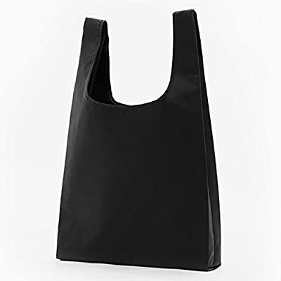 20PCS Grocery Bags Foldable Friendly Reusable Eco Storage Travel Shopping Tote