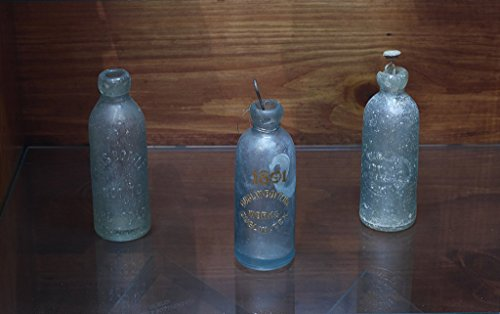 Dr Pepper Museum - Photograph | Original Dr Pepper bottles at the Dublin Bottling Works and W.P. Kloster Museum in Dublin, Texas| Fine Art Photo Reporduction 44in x 30in